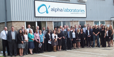 Alpha_Laboratories_dedicated to personalised_customer_service