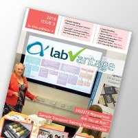NEW Issue of LabVantage Laboratory Newsletter 3-2016
