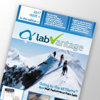 NEW Issue of LabVantage Laboratory Newsletter 1-2017