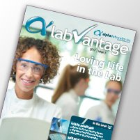 NEW Issue of LabVantage Laboratory Newsletter 3-2017