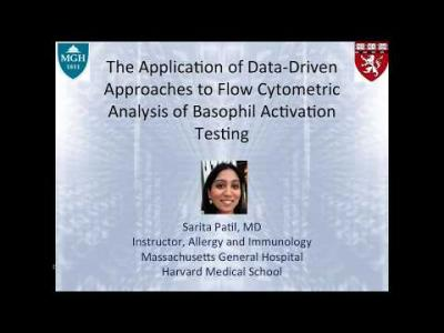 The Application of Data Driven Approaches to Flow Cytometric Analysis of Basophil Activation Testing