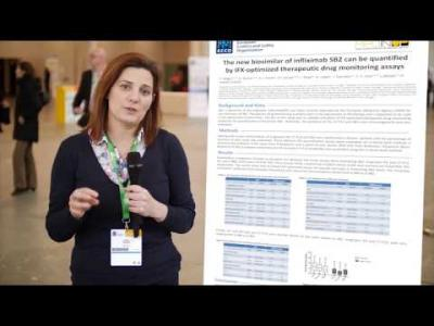 New biosimilar of infliximab SB2 can be quantified by IXF-optimized therapeutic drug monitoring