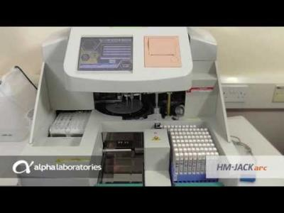 Faecal Immunochemical Test System HM JACKarc Overview