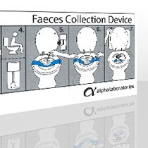 Fe-Col® Faecal Sample Collection Papers