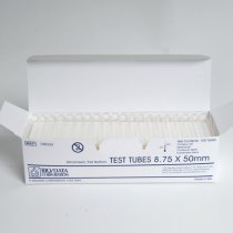 Micro Test tube for use with PAP4 aggregometer system 8.75 x 50 mm 100 tubes BioData