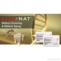 Malaria typing multiplex PCR test for Plasmodium malariae, ovale or vivax Thermostable STAT-NAT® serum plasma DNA lyophilised reagents Sentinel