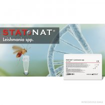 Leishmania species PCR real-time assay whole blood DNA lyophilised reagents thermostable STAT-NAT® Sentinel Diagnostics
