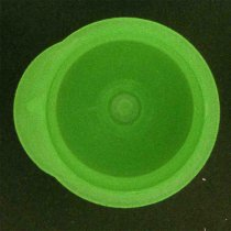 Vacu-Re-Caps 12mm Green Pack of 1000 for resealing 12mm diameter vacuum collection tubes