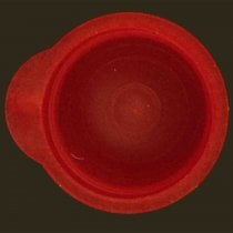 Vacu-Re-Caps 15.2mm Red Pack of 1000 for resealing 15.2mm diameter vacuum collection tubes