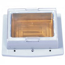 Block water bath compatible with ThermoCell Dry block heater range for molecular biology incubation applications not for use with mixing block MB-102