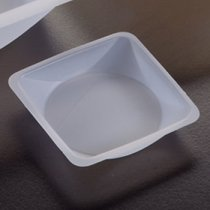 Weighing Dish 10ml antistatic square 41 x 41 x 8mm