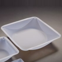 Weighing Dish 330ml antistatic square 140 x 140 x 25mm