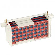 Blotting insert Mini Wide with 4x compression cassettes and 16x fibre pads for use with the Clarit-E Mini Wide Vertical electrophoresis gel tank