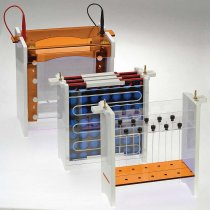 Blotting system 20x20cm Clarit-E Maxi Z including tank and lid blotting insert 4 compression cassettes and 16 fibre pads