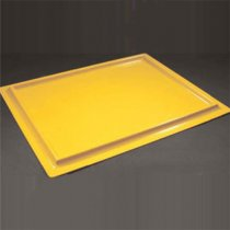 Environmentally friendly APET liners for use with General purpose, Radiation and Biohazard laboratory trays