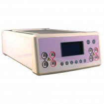 Power Supply Maxi 500 for electrophoresis compatible with a broad range of applications 500V, 400mA, 200W