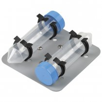 Vortex Head - Optional Head Attachment for 2 x 50ml Tubes, Held Horizontally on the EL5010 Vortex Mixer