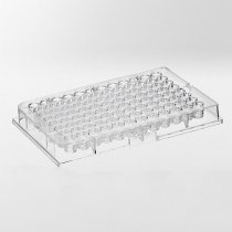 Microplate 96-well U-shape 0.3ml Capacity Polystyrene Non-Sterile Alpha-numerical indexing Raised well rims to prevent contamination 20 packs of 5.