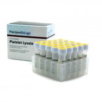 Platelet lysate frozen format CRYOcheck™  25 x 1.0 ml  for use in platelet neutralisation procedures.