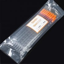 Serological Pipette Graduated 1ml Plastic Plugged Sterile Sterilin 20 Packs of 50 ideal for tissue culture work