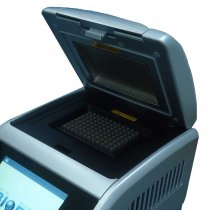 Block Universal for the GeneTouch Thermal Cycler for standard PCR in either 0.2ml or 0.5ml tubes