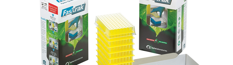 Pipette Tip Rack Refill Systems