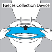 Faecal Sample Collection Device